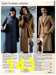 1982 Sears Fall Winter Catalog, Page 143