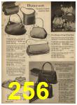 1962 Sears Spring Summer Catalog, Page 256