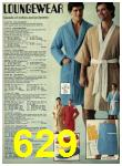 1977 Sears Fall Winter Catalog, Page 629