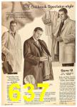 1962 Sears Fall Winter Catalog, Page 637