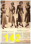1949 Sears Spring Summer Catalog, Page 142