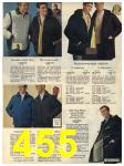 1965 Sears Fall Winter Catalog, Page 455