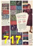 1940 Sears Fall Winter Catalog, Page 717