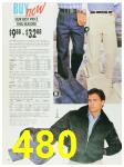 1988 Sears Fall Winter Catalog, Page 480