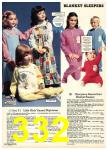 1976 Sears Fall Winter Catalog, Page 332