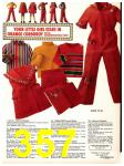 1977 Sears Fall Winter Catalog, Page 357