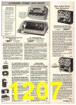 1976 Sears Fall Winter Catalog, Page 1207