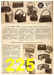 1958 Sears Fall Winter Catalog, Page 225