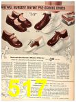 1956 Sears Fall Winter Catalog, Page 517
