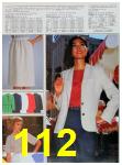1985 Sears Spring Summer Catalog, Page 112