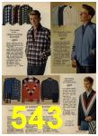 1965 Sears Spring Summer Catalog, Page 543