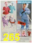1986 Sears Fall Winter Catalog, Page 265