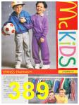 1987 Sears Fall Winter Catalog, Page 389