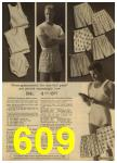 1965 Sears Spring Summer Catalog, Page 609