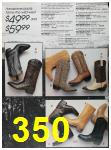 1988 Sears Fall Winter Catalog, Page 350