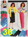 1987 Sears Spring Summer Catalog, Page 36