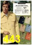 1975 Sears Spring Summer Catalog, Page 443