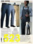 1981 Sears Spring Summer Catalog, Page 523