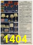 1980 Sears Fall Winter Catalog, Page 1404