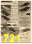 1965 Sears Spring Summer Catalog, Page 721