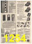 1974 Sears Fall Winter Catalog, Page 1254
