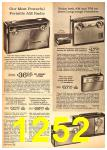 1962 Sears Fall Winter Catalog, Page 1252