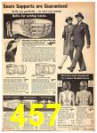 1942 Sears Spring Summer Catalog, Page 457