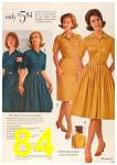 1963 Sears Fall Winter Catalog, Page 84