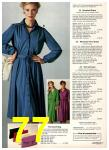 1980 Sears Spring Summer Catalog, Page 77