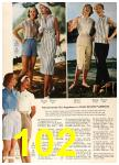 1958 Sears Spring Summer Catalog, Page 102