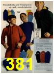 1972 Sears Fall Winter Catalog, Page 381