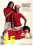 1974 Sears Spring Summer Catalog, Page 25