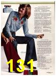 1974 Sears Fall Winter Catalog, Page 131