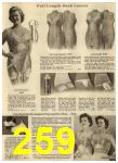 1960 Sears Spring Summer Catalog, Page 259