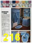 1989 Sears Home Annual Catalog, Page 216
