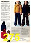 1975 Sears Fall Winter Catalog, Page 275