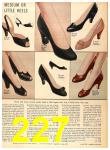 1956 Sears Fall Winter Catalog, Page 227