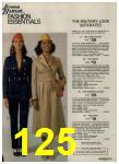 1979 Sears Spring Summer Catalog, Page 125