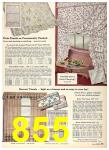1958 Sears Fall Winter Catalog, Page 855