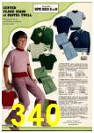 1974 Sears Spring Summer Catalog, Page 340