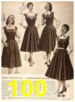 1956 Sears Fall Winter Catalog, Page 100