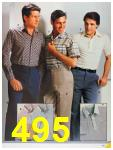 1986 Sears Fall Winter Catalog, Page 495