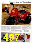 1983 Sears Christmas Book, Page 497