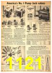 1942 Sears Spring Summer Catalog, Page 1121