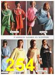 1967 Sears Fall Winter Catalog, Page 254