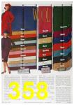 1964 Sears Fall Winter Catalog, Page 358