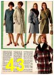 1966 Montgomery Ward Fall Winter Catalog, Page 43