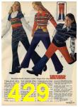 1972 Sears Fall Winter Catalog, Page 429
