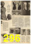 1961 Sears Spring Summer Catalog, Page 296