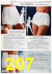 1972 Sears Spring Summer Catalog, Page 207